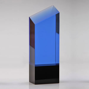 blue crystal tower awards