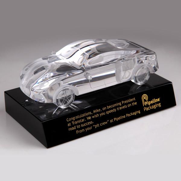 crystal car awards
