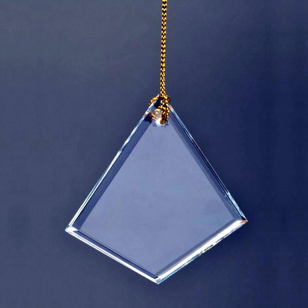 crystal christmas ornament gifts