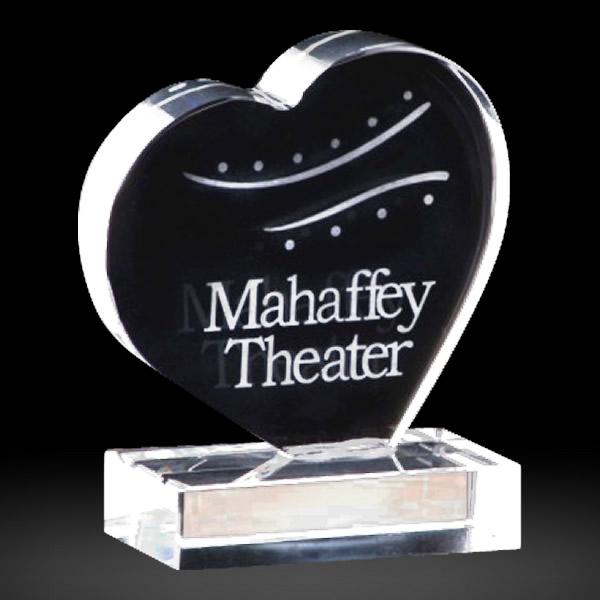crystal heart awards