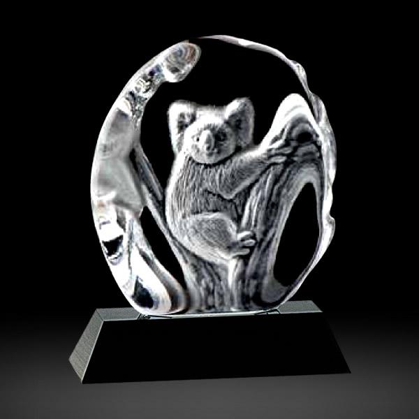 Crystal Koala Animal Awards