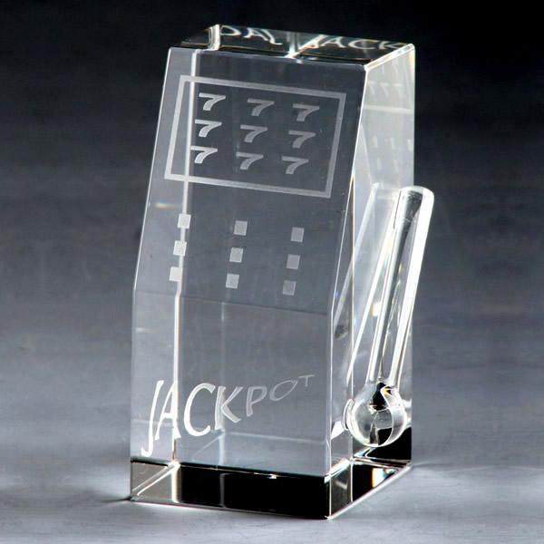 crystal slot machine awards