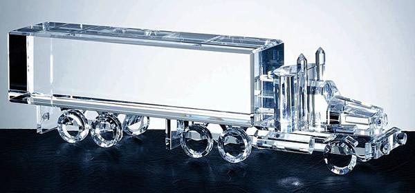 crystal truck awards