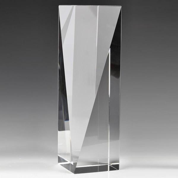 optical crystal column award