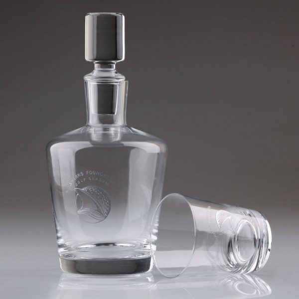 lead free crystal decanter gift awards