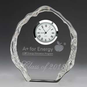 iceberg crystal clock awards