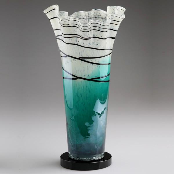 Italian inspired art vase awards
