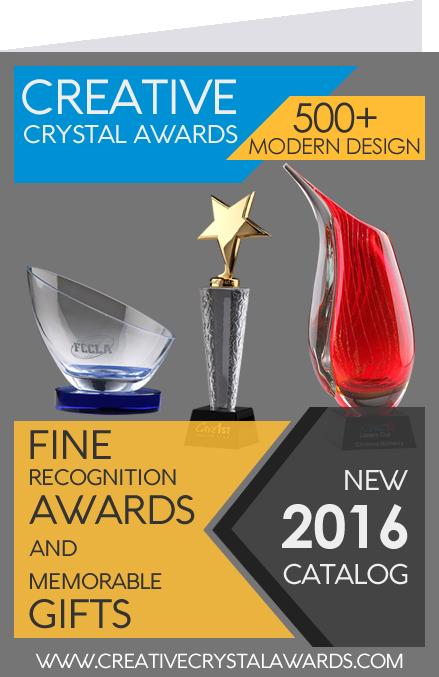 Free Award Catalog