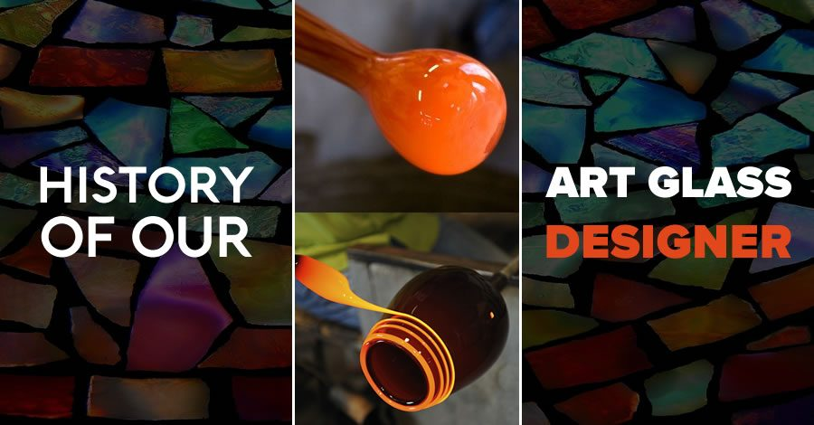 History and Background of Our Art Glass Designers