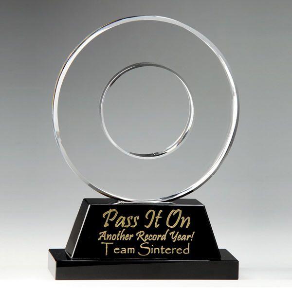 Optical Crystal Circle Award