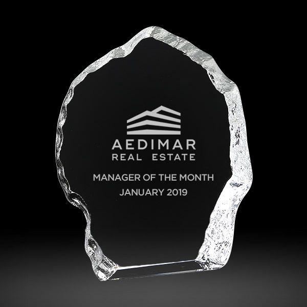 Optical Crystal Iceberg Award