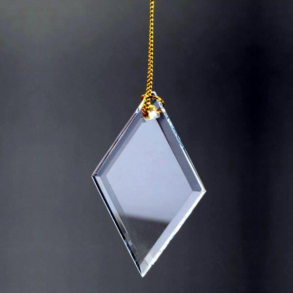 Optical Dimond Crystal Christmas Ornament