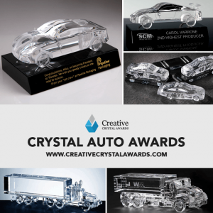 crystal automotive awards