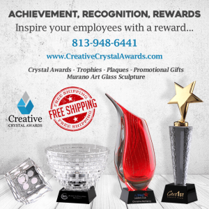 Wholesale Crystal Awards