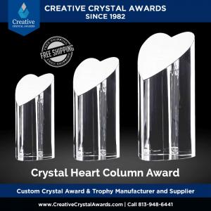 Crystal Heart Column Awards