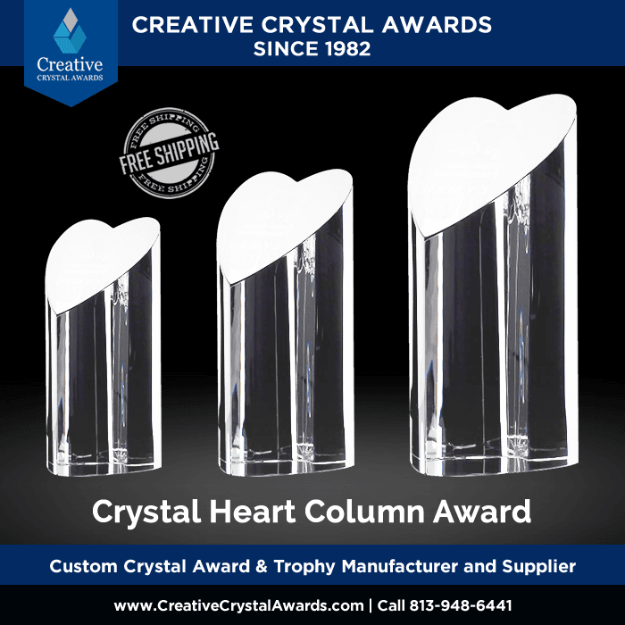 Crystal Heart Column Awards
