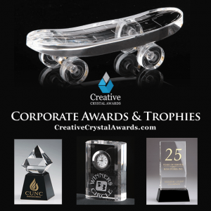 Personalized Corporate Awards Corporate Trophies