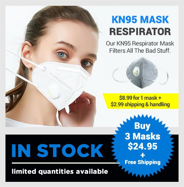 wholesale KN95 Face Masks USA