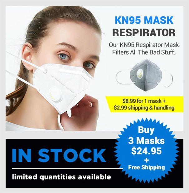 wholesale KN95 Face Masks USA