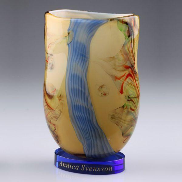 Murano Glass Vase Award