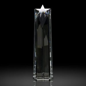 Polaris Crystal Star Tower Award