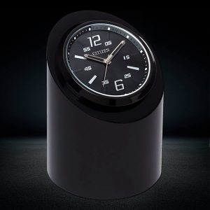 black crystal clock award