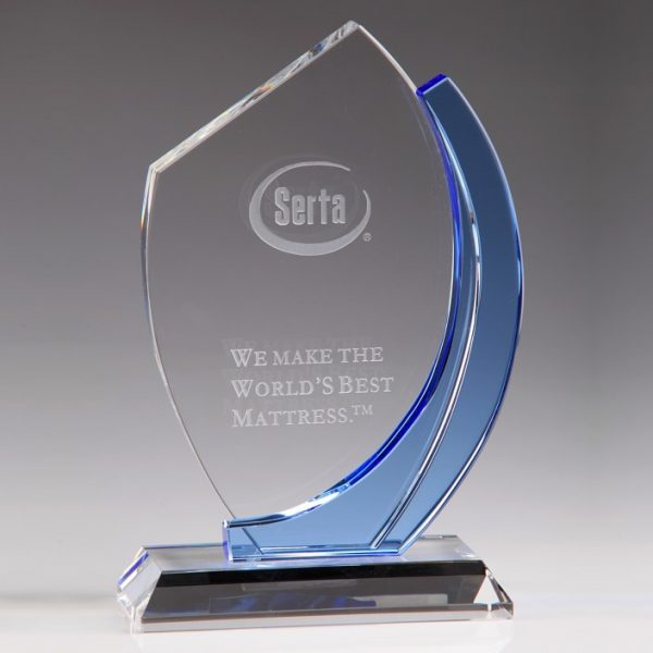 wholesale corporate crystal awards