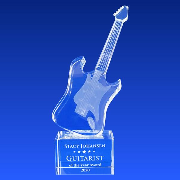 Crystal Guitar Award