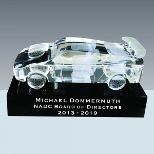 Crystal Sports Car Award