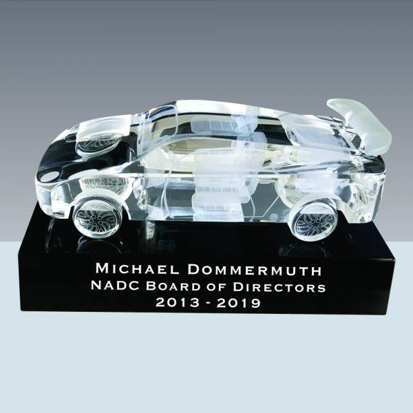 Crystal Sports Car Award