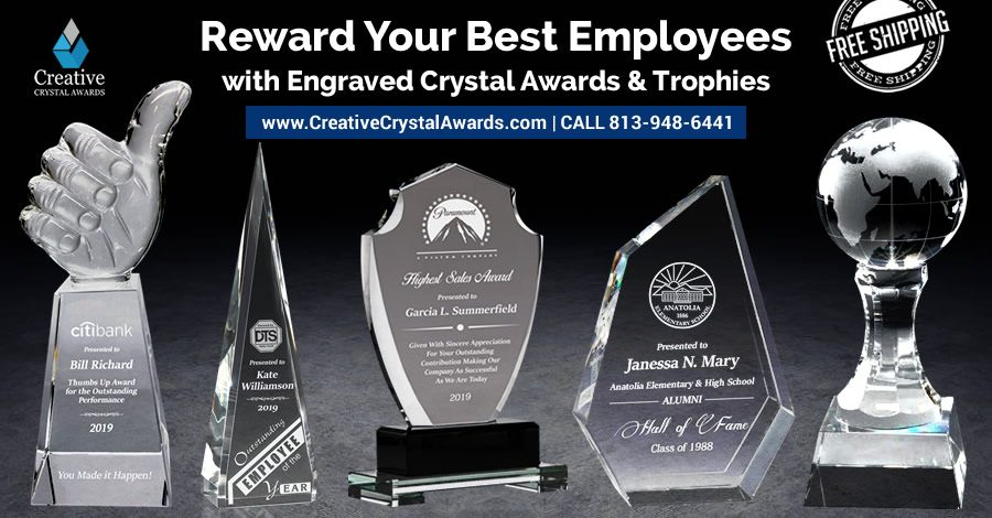 27 Strategies Every Employee Should Follow to Win Corporate Crystal Awards