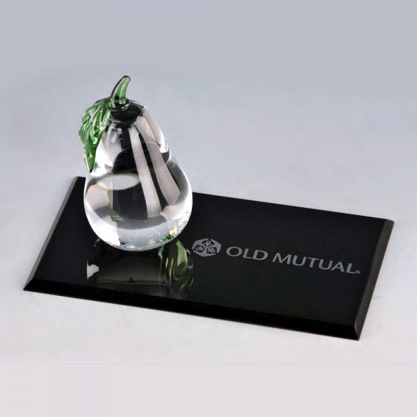 Crystal Pear Award