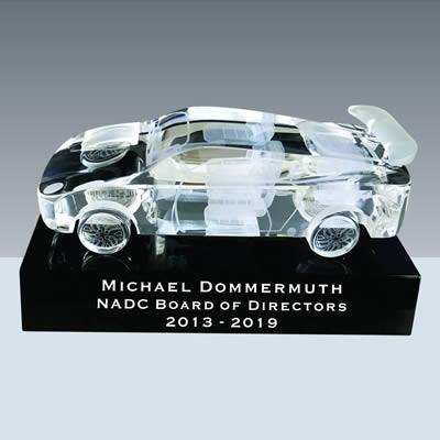 Crystal Motorsport Award