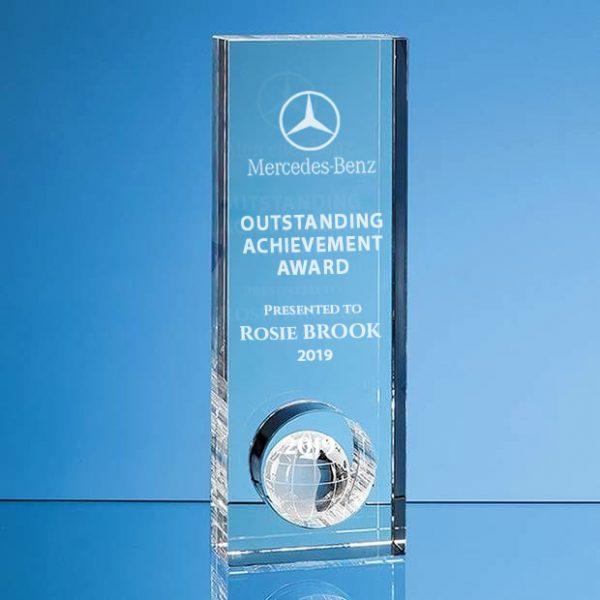 Crystal Globe in the Hole Award