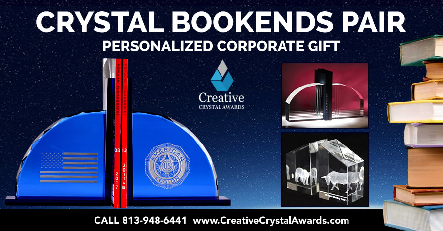 8 Amazing Crystal Bookends Perfect for All Occasions