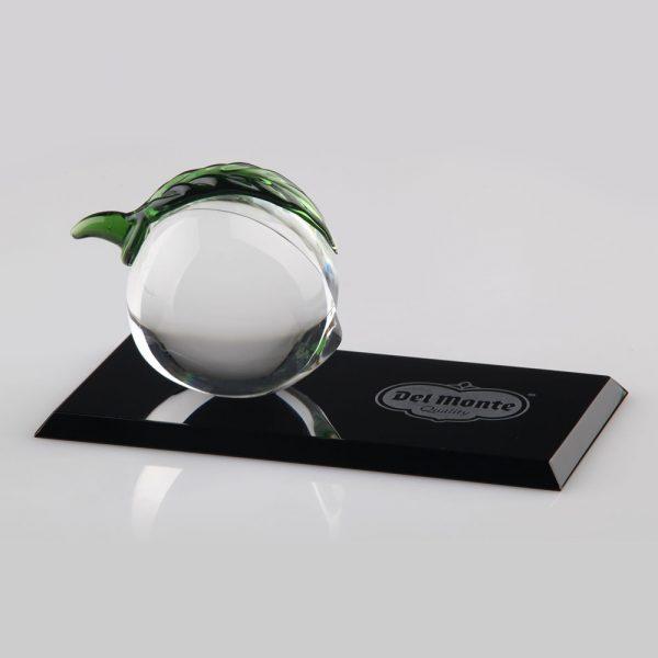 crystal peach award