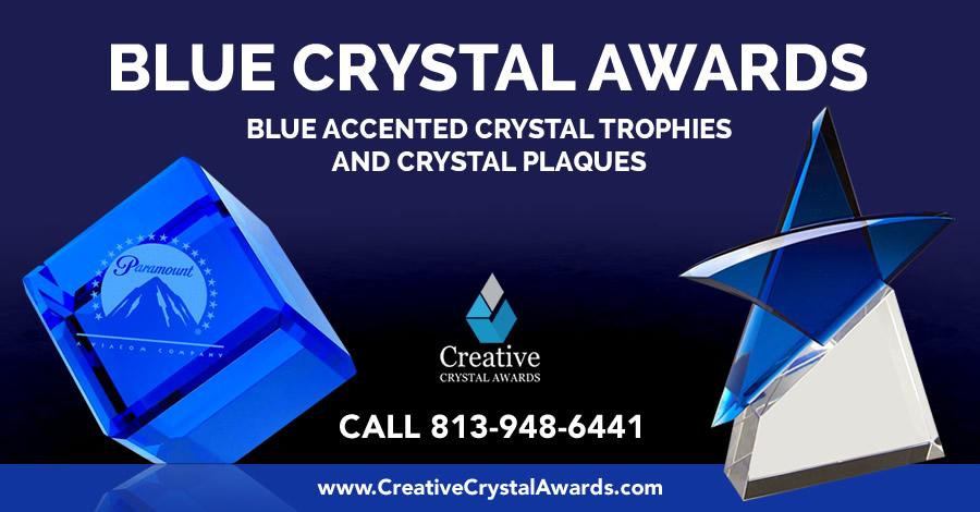 7 Brilliant Ideas of Blue Crystal Awards