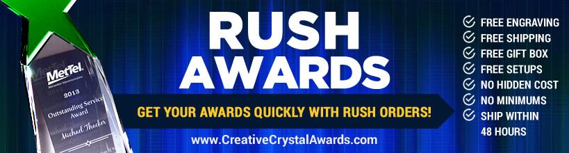 rush awards