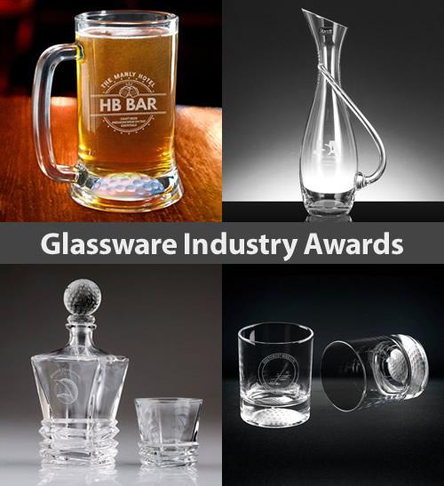 glassware industry awards