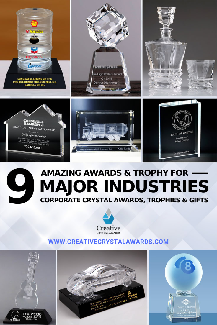 industry themed awards