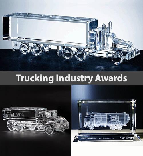 trucking industry awards