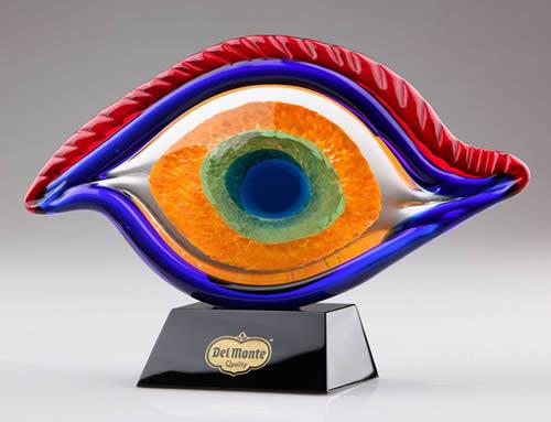 eye art glass award